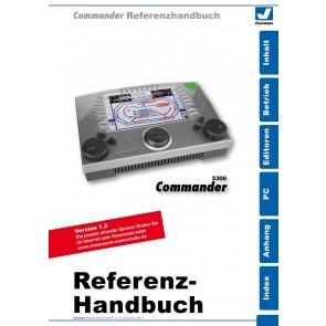 Viessmann 53002 - Referenzhandbuch Commander dt