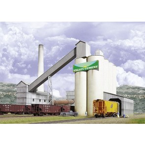 Walthers 533098 - CEMENTFABRIEK VALLEY CEMENT H0