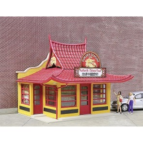 Walthers 533780 - CHINEES RESTAURANT H0