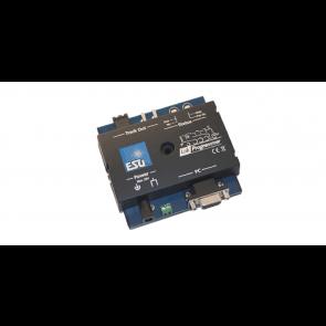 Esu 53451 - LokProgrammer Set: LokProgrammer, Netzteil 240V Euro, Serielles Kabel, Anleitung, CD, USB Adapter