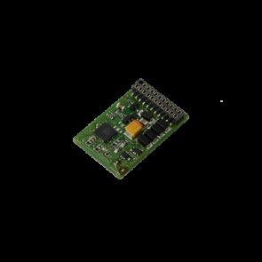 Esu 53614 - LokPilot Standard DCC, 21MTC Schnittstelle, 4 verstärkte Ausgänge + 2 Logikausgänge