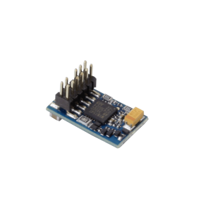 Esu 53616 - LokPilot Standard DCC, PluX12 Schnittstelle, 4 verstärkte Ausgänge + 0 Logikausgänge