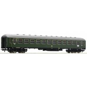 Roco 54451 - D-Zugwagen 2.Kl. grün  (1:93)