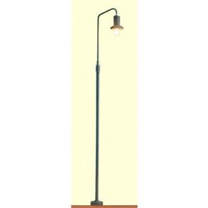 Brawa 5451 - Gebogen perron lantaarn