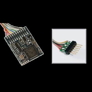 Esu 54613 - LokPilot V4.0 DCC, 6-pol. Stecker NEM651, Kabelbaum