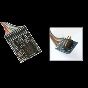 Esu 54616 - LokPilot V4.0, Multiprotokoll MM/DCC/SX, PluX12 Stecker, Kabelbaum