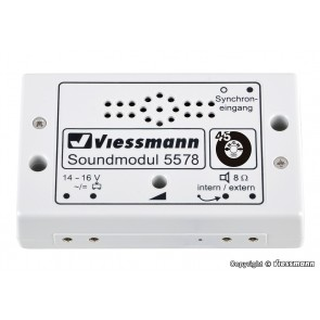 Viessmann 5578 - Soundmodul Jukebox