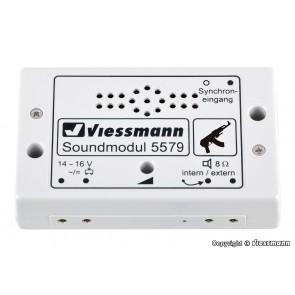 Viessmann 5579 - Soundmodul Schießstand