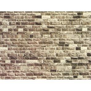 """Noch 57720 - Mauerplatte """"Basalt"""", extra lang, 64 x 15 cm"""