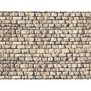"""Noch 57740 - Mauerplatte """"Quaderstein"""", extra lang, 64 x 15 cm"""