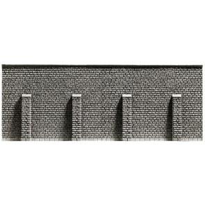 Noch 58057 - Stützmauer, extra lang, 66,8 x 12,5 cm