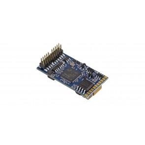 """Esu 58412 - LokSound 5 DCC/MM/SX/M4 """"Leerdecoder"""", PluX22, Retail, mit Lautsprecher 11x15mm, Spurweite: 0, H0"""