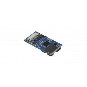 """Esu 58814 - LokSound 5 micro DCC/MM/SX/M4 """"Leerdecoder"""", PluX16, Retail, mit Lautsprecher 11x15mm, Spurweite: 0, H0"""