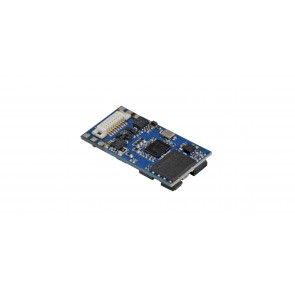 """Esu 58818 - LokSound 5 micro DCC/MM/SX/M4 """"Leerdecoder"""", Next18, Retail, mit Lautsprecher 11x15mm, Spurweite: 0, H0"""
