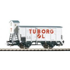 Piko 58909 - Ged. Gwg. G02 mit Bhs Tuborg-Carlsberg DSB III