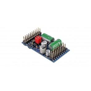 Esu 59315 - LokPilot 5 L DCC/MM/SX/M4, Stiftleiste mit Adapter, Retail, Spurweite 0, G, I