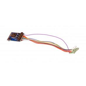 Esu 59610 - LokPilot 5 DCC/MM/SX/M4, 8-pin NEM652, Retail, Spurweite H0 ,0