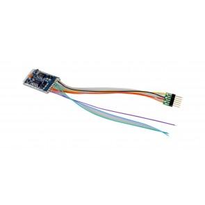 Esu 59626 - LokPilot 5 DCC, 6-pin NEM651, Retail, Spurweite H0 ,0