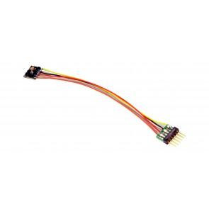 Esu 59816 - LokPilot 5 micro DCC/MM/SX, 6-pin NEM651, Retail, Spurweite N, TT