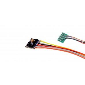 Esu 59820 - LokPilot 5 micro DCC, 8-pin NEM652, Retail, Spurweite N, TT