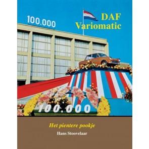 De Alk 978 90 6013 801 4 - DAF Variomatic