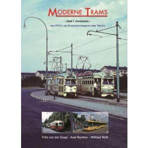 De Alk 978 90 6013 350 7 - Moderne trams deel 1