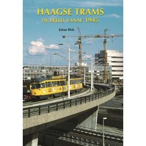 De Alk 978 90 6013 351 4 - Haagse Trams in beeld vanaf 1945