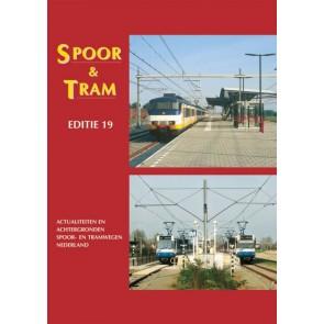 De Alk 9789060132975 - Spoor en Tram Editie 19