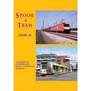 De Alk 9789060133118 - Spoor en Tram Editie 20