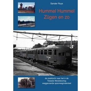 De Alk 9789059612303 - Hummel Hummel-Zügen en zo