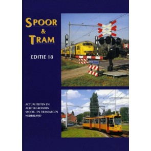 De Alk 9789060131046 - Spoor en Tram Editie 18