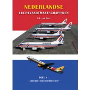 De Alk 978 90 6013 316 3 - Nederlandse luchtvaartmaatschappijen