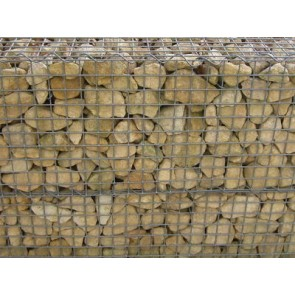 Vollmer 46057 - H0 Mauerplatte Gabionen aus K