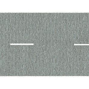 Noch 60610 - Landstraße, grau, 200 x 4,8 cm