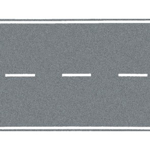 Noch 60709 - Landstraße, grau, 100 x 6,6 cm