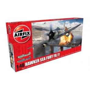 Airfix 06105 - HAWKER SEA FURY FB.II 1:48 OP=OP!