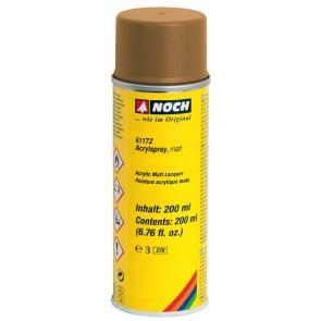 Noch 61172 - Acrylspray, matt, ocker