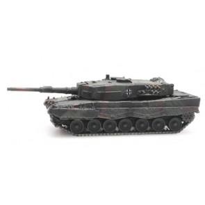Artitec 6160075 - BRD Leopard 2A2Eisenbahntransport  ready 1:160