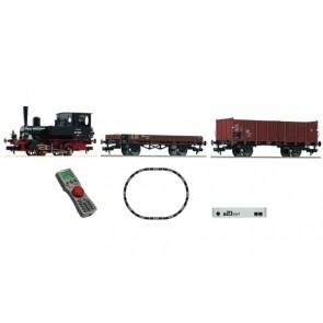 Fleischmann 631881 - Digitales z21®start Set: BR 98.75 und einem Güterzug, DB