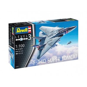 Revell 63950 - Model Set F-14D Super Tomcat
