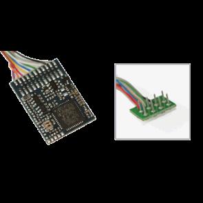 Esu 64610 - LokPilot V4.0 M4, Multiprotokoll MM/DCC/SX/M4, 8-pol. Stecker NEM652, Kabelbaum