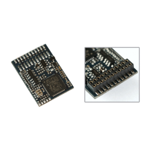 Esu 64614 - LokPilot V4.0 M4, Multiprotokoll MM/DCC/SX/M4, 21MTC Schnittstelle NEM660
