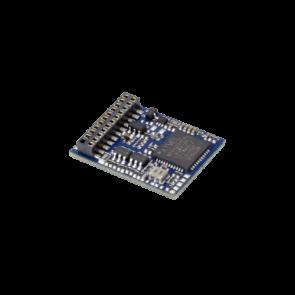 Esu 64618 - LokPilot V4.0 M4, Multiprotokoll MM/DCC/SX/M4, 21MTC Schnittstelle MKL, 6 AUX verstärkt