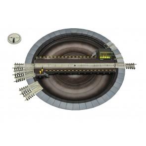Fleischmann 665201 - Draaischrijf met elektrische aandrijving voor AC (wisselstroom)