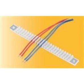 Viessmann 6809 - Kabelhalter, 10 Stück