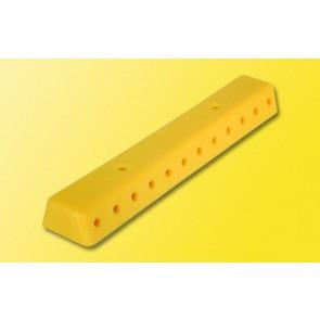 Viessmann 6842 - 2 Verteilerleisten, gelb