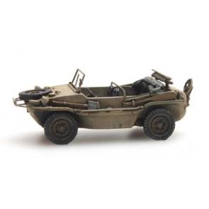 Artitec 1870025 - WM Schwimmwagen VW 166 K2s  kit 1:87