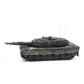 Artitec 6870110 - BRD Leopard 2A4 BW Fleckentarnung Gefechtsklar  ready 1:87