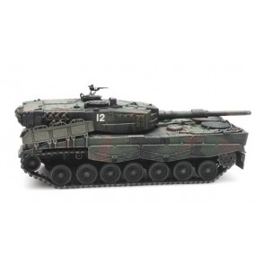 Artitec 6870119 - CH Pz 87 / Leopard 2A4 train load  ready 1:87