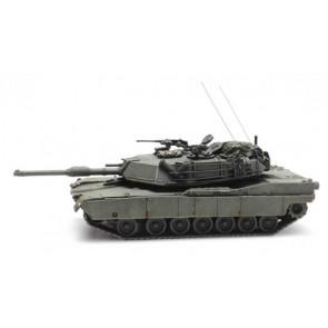 Artitec 6870137 - US M1 Abrams green  ready 1:87